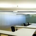 Flexia colgante en oficinas